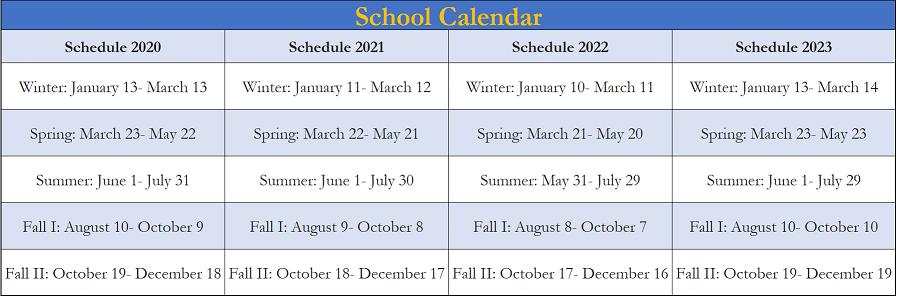 Uncg Academic Calendar Spring 2022.Dates And Deadlines English School